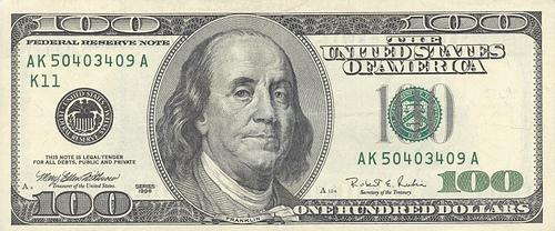 100-bill